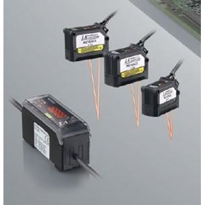 Sensor Laser Keyence Alat Ukur Ketebalan