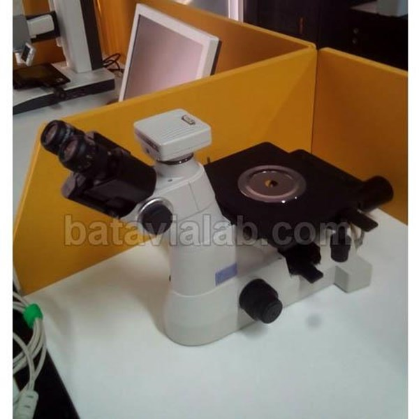 Metallurgical Inverted Microscope MA100