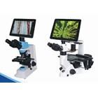Layar LCD Mikroskop Trinokuler  3