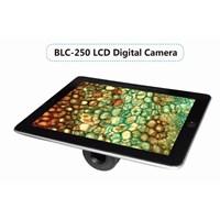 Layar LCD Mikroskop Trinokuler