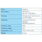Refractometer Proses PR21 Kruess 2