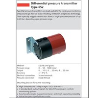 Jual Differential Pressure Transmitter HUBA 2