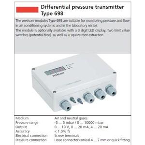 Differential Pressure Transmitter HUBA