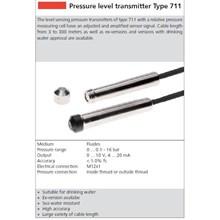 Pressure Level Transmitter HUBA