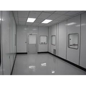 Perlengkapan Clean Room Pembuatan Ruang Steril