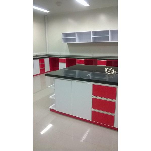 Alat Meja Laboratorium umum meja lab island bench dan wall Bench