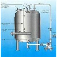 Jual pressure tank pembuatan Tank 2