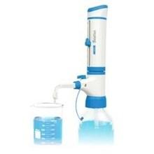 Alat Laboratorium air bottle top dispenser