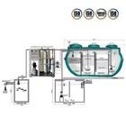 Bioreaktor Tank IPAL Type FT3 untuk Puskesmas Rawat Jalan 6