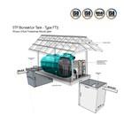 Bioreaktor Tank IPAL Type FT3 untuk Puskesmas Rawat Jalan 4