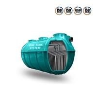 Bioreaktor Tank IPAL Type FT3 untuk Puskesmas Rawat Jalan
