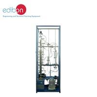 Alat Destilasi  Continuous Distillation Unit