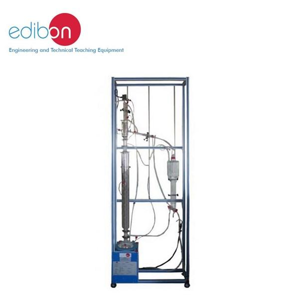 Alat Destilasi Batch Distillation Unit