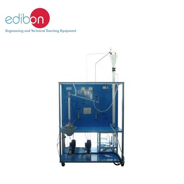 Liquid  Liquid Extraction Unit Alat Laboratorium Umum