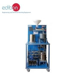 Solid Liquid Extraction Unit Alat Laboratorium Umum