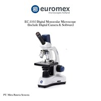 Mikroskop Monokuler Digital EC.1105 Euromex