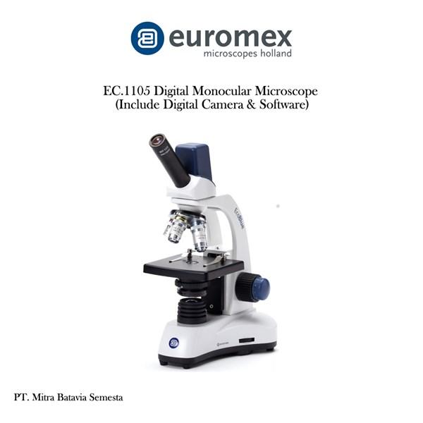 Monocular Microscope EC.1105 Euromex