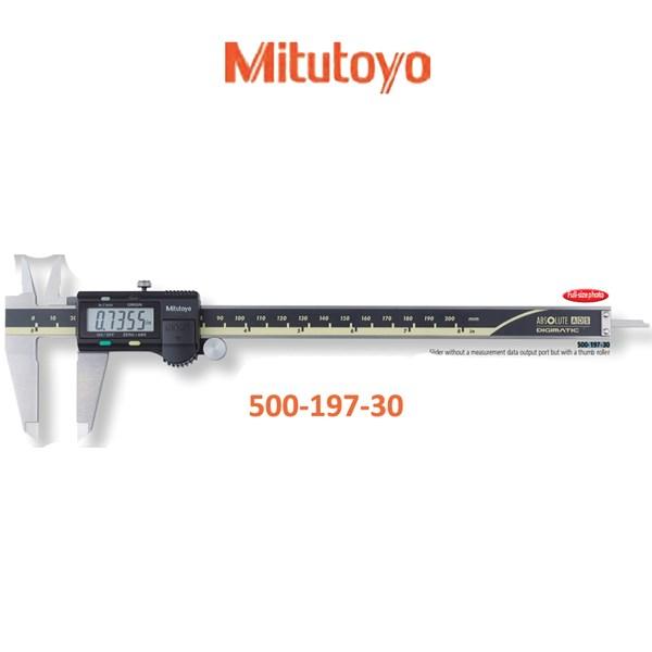 """Jangka Sorong Digital 8"""" Mitutoyo 500-197-30"""