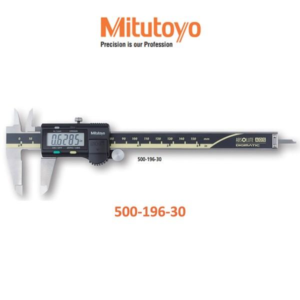 """Jangka Sorong Digital 6"""" Mitutoyo 500-196-30"""
