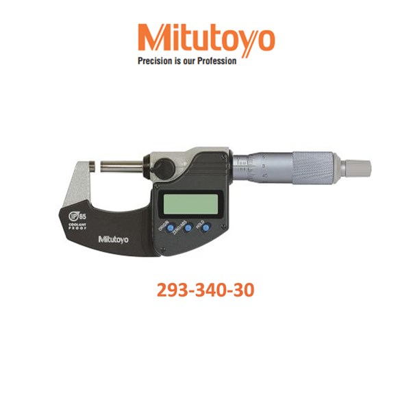 Digital Micrometer Mitutoyo 293-340-30