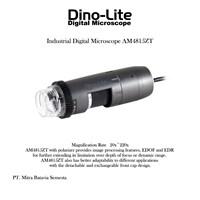 Mikroskop Digital Dino Lite AM4815ZT