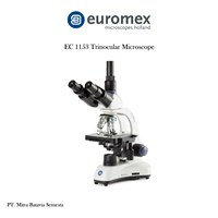 Mikroskop Trinokuler EC 1153 Euromex  1