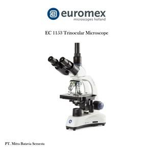 Mikroskop Trinokuler EC 1153 Euromex