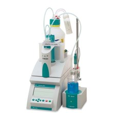 Titrator Karl Fisher Coulometer bekas