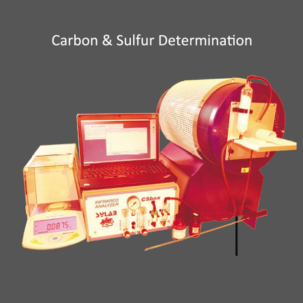 Carbon dan Sulfur Analyzer
