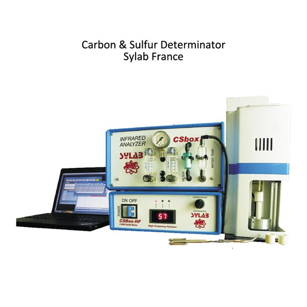 Carbon - Sulfur (HF) Analyzer