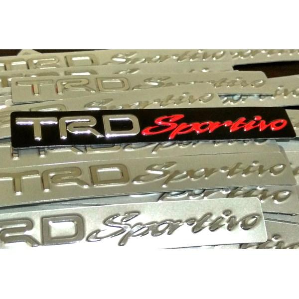 Stiker Trd Sportivo