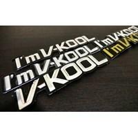 Jual Stiker I'm V-Kool