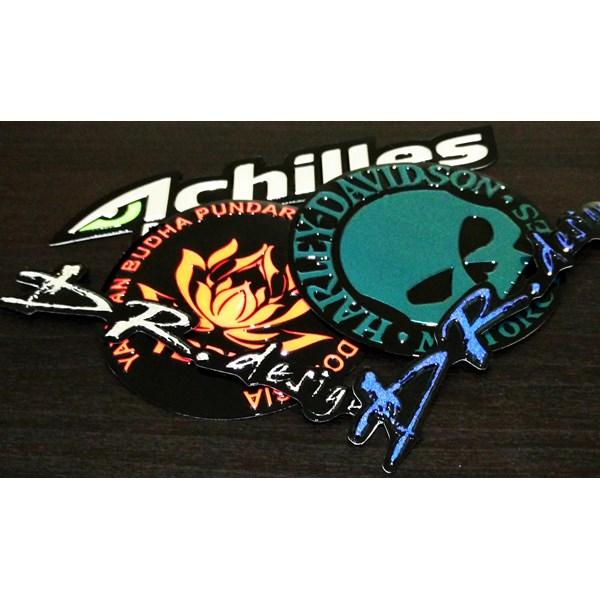 Stiker Achilles
