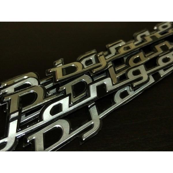 Stiker D-Jango