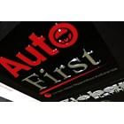 Stiker Auto First 1