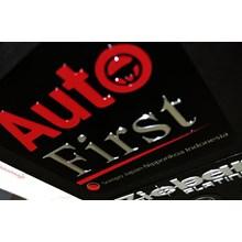 Stiker Auto First