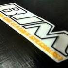 stiker mobil apache 1