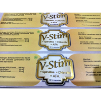 label stiker