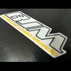 stiker mobil auto care 2