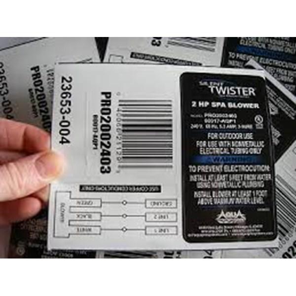 stiker barcode