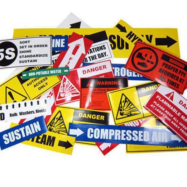 stiker vinyl