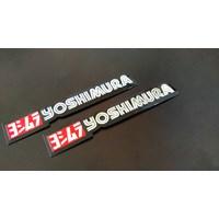 Stiker  yoshimura