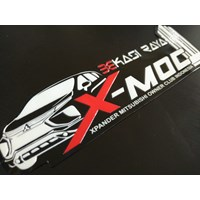 Stiker Xmoc