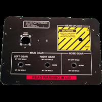 Stiker name plate