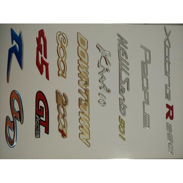 emblem custom