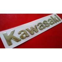 stiker  kawasaki