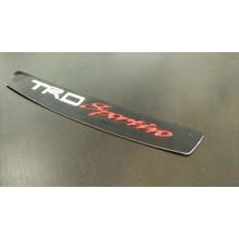 stiker TRD