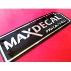 stiker maxdecal 2