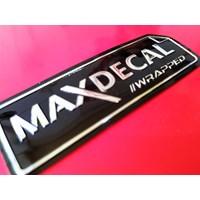 stiker maxdecal