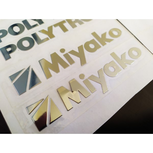 stiker logo electronic